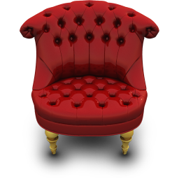 Red-Seat-icon