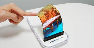 Katlanılabilir Ekranlı Telefonun Çıkış Tarihi Sızdı