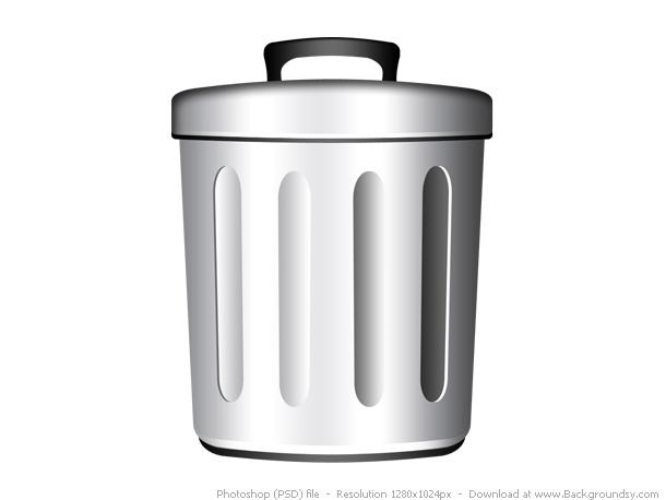 garbage-bin-icon