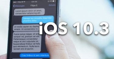 iOS 10.3 Sürümü Yayınlandı