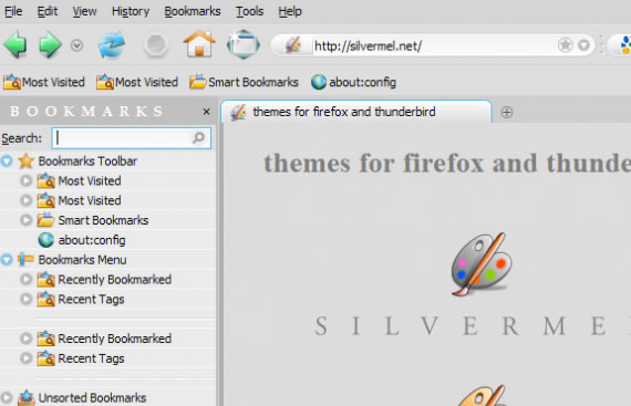 silvermel-professional-modern-firefox-themes