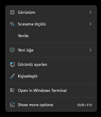 Windows 11 Karanlık Mod Nasıl Açılır? 1