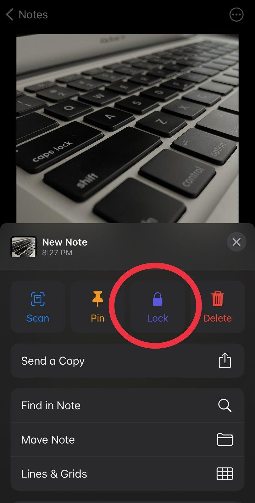 iPhone'da Fotoğraflar Nasıl Kilitlenir? 2