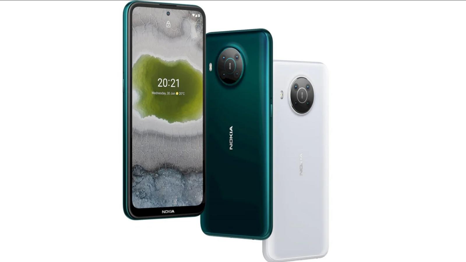 Nokia, X10 ve X20 Telefon Modellerini Tanıttı! 3