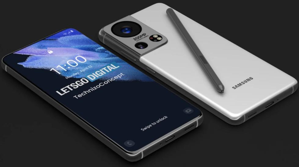 200 MP Kamerasıyla Samsung Galaxy S22 Ultra Konsepti Duyuruldu! 3
