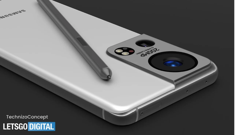 200 MP Kamerasıyla Samsung Galaxy S22 Ultra Konsepti Duyuruldu! 4