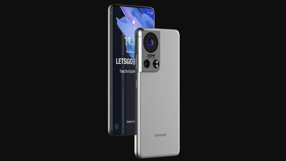 200 MP Kamerasıyla Samsung Galaxy S22 Ultra Konsepti Duyuruldu! 1