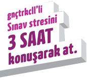 Turkcell'den Öğrenciye 3 Saat Bedava Konuşma 1