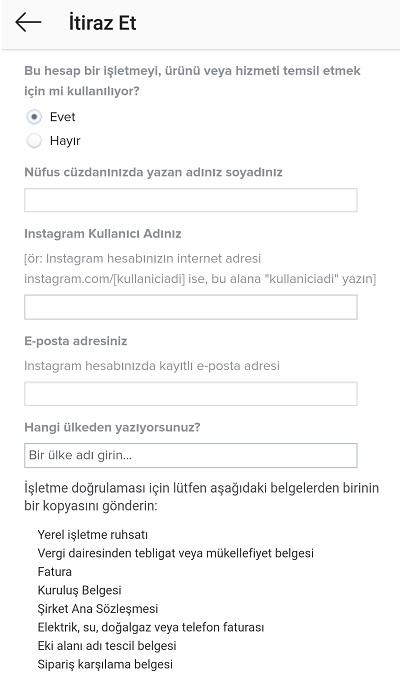 Instagram Hesabım Kapatıldı Sorunu Kesin Çözüm! (Account Disabled) 4
