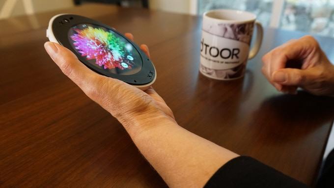 Tasarımıyla Dikkat Çeken Yuvarlak Akıllı Telefon Cyrcle Phone 2.0 Tanıtıldı! 1