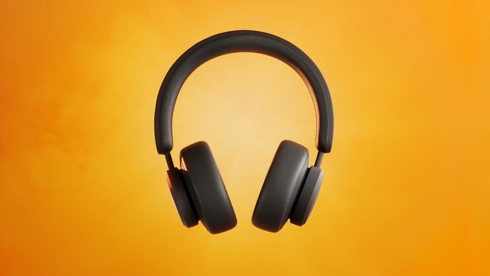 Dünyada Bir İlk Kendi Kendine Şarj Olan Kablosuz Kulaklık! 1