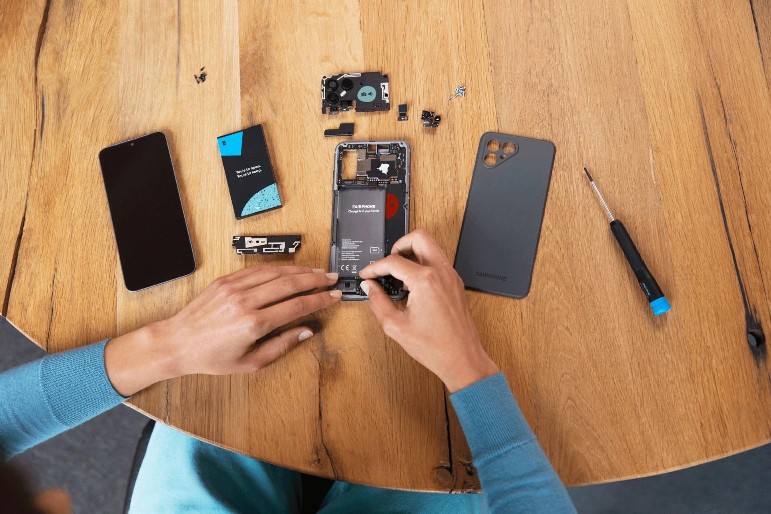 Sürdürülebilir Özelliğe Sahip Fairphone 4 5G Duyuruldu İşte Detaylar! 2