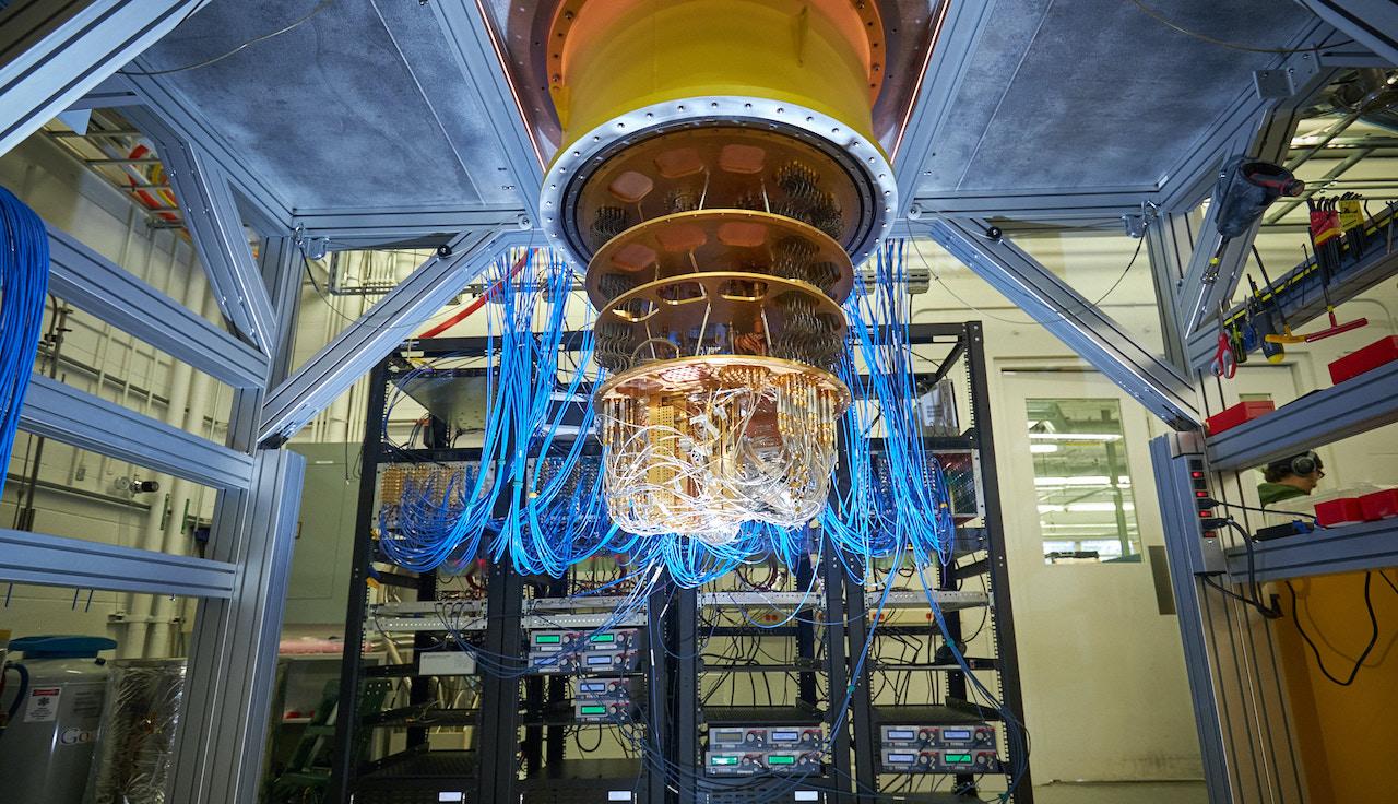 Google, Fiziğe Meydan Okuyacak Buluşunu Duyurdu! 1