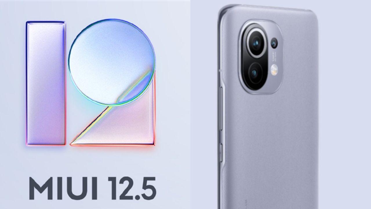Redmi MIUI 12.5 Güncellemesi Alan Modelleri Duyuruldu! 1