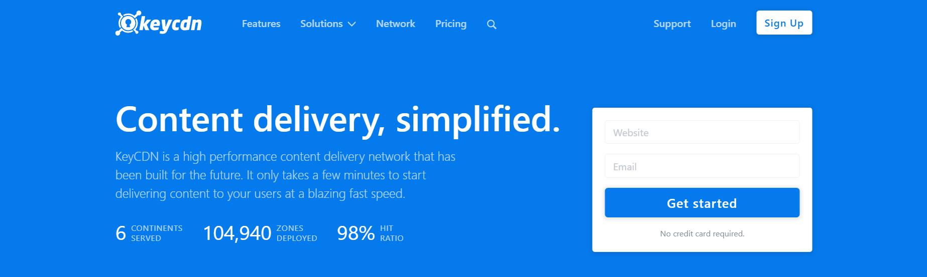 WordPress İçin En İyi CDN Servisleri 3