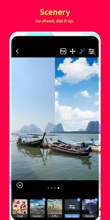 Yapay Zeka Destekli Mobil Photoshop Nasıl İndirilir? 3