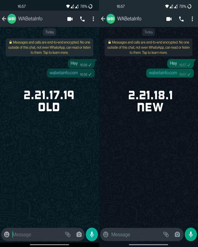 WhatsApp'Tan Büyük Yenilik, Para Transferi Kolaylaşıyor ! 2