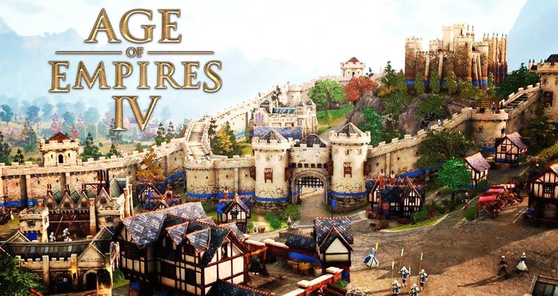 Age of Empires IV'ten Oynanış Videosu Geldi! 1