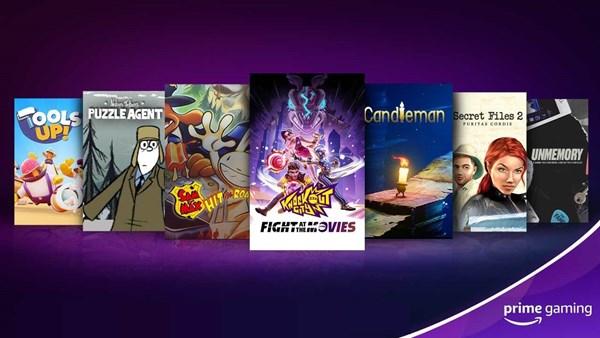 Amazon Prime'ın Eylül 2021 Ücretsiz Oyunları Erişime Açıldı! 1