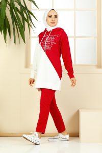Dış giyim Elbise ve Eşofman takımları ile moda 1
