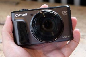 Canon Powershot Sx720 İncelemesi 1