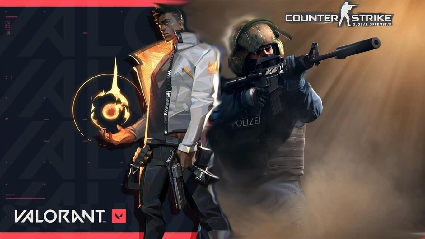 CS:GO vs Valorant! Hangisi Daha İyi? 1