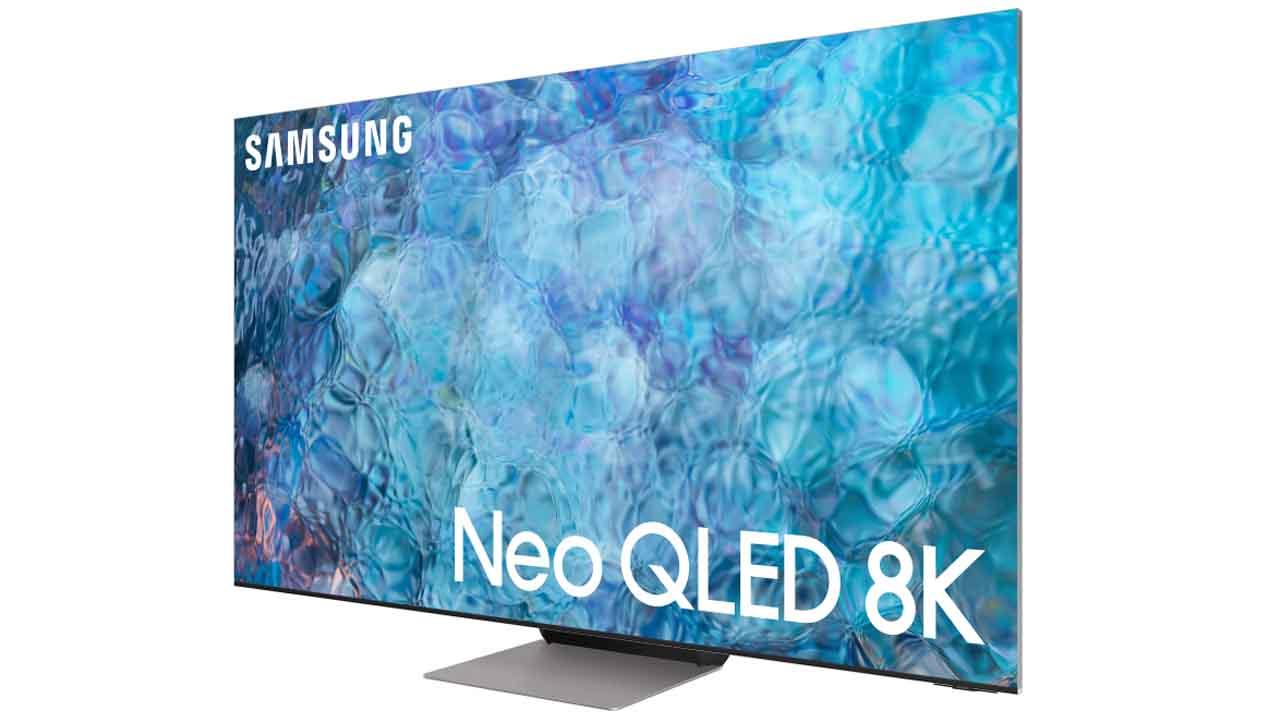 Samsung,Dünyanın İlk 8K QLED Wi-Fi 6E Destekli Televizyonlarını Duyurdu! 2