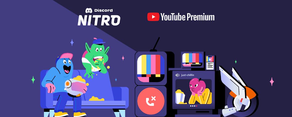 Discord, YouTube Premium'u Ücretsiz Dağıtıyor! 1