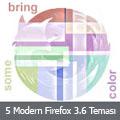 5 Modern Firefox 3.6 Teması 1