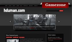 Wordpress Gamezone Teması 1