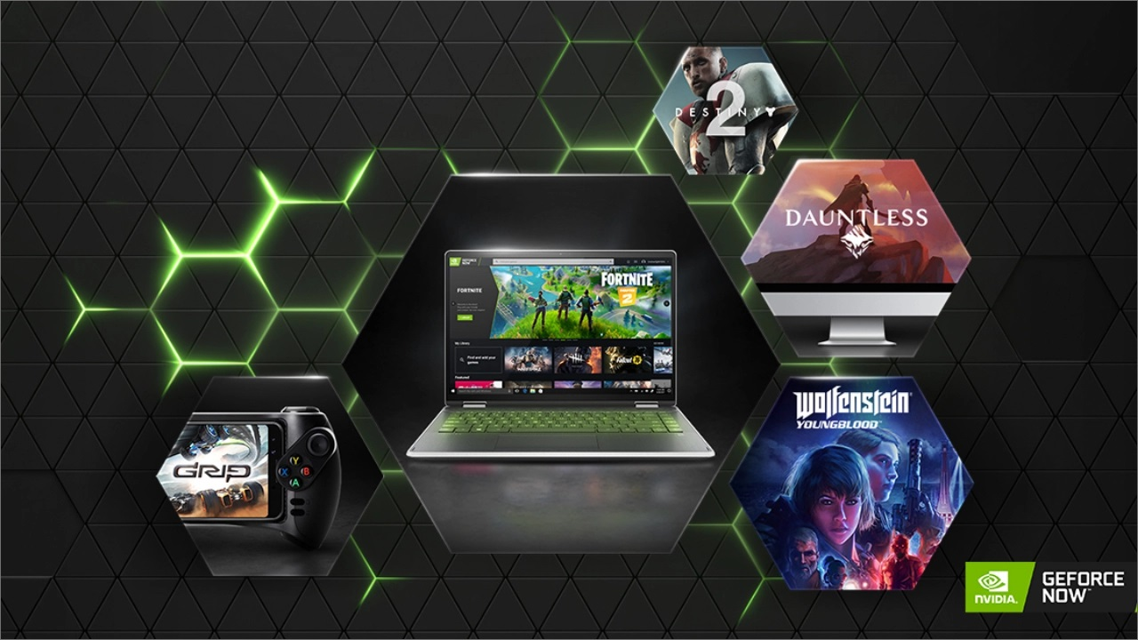 GeForce Now'A 9 Yeni Oyun Eklendi! 1