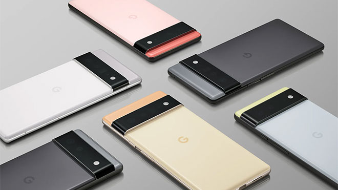 Google, Pixel 6 Serisinden Yeni Haber Kendi Google Yonga Setiyle Gelecek! 2