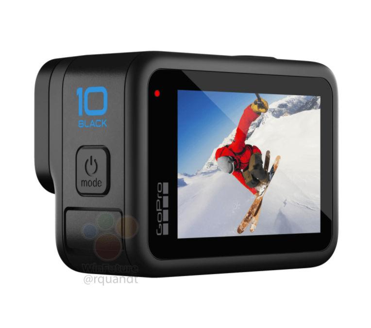 GoPro Hero 10, Geliştirilmiş Sensör Ve Yeni İşlemci İle Sızdırıldı 1
