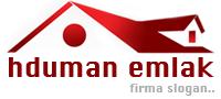 HDuman Emlak Logo Tasarımı 1