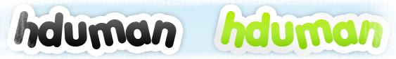 HDuman PSD Logo Paketi 1