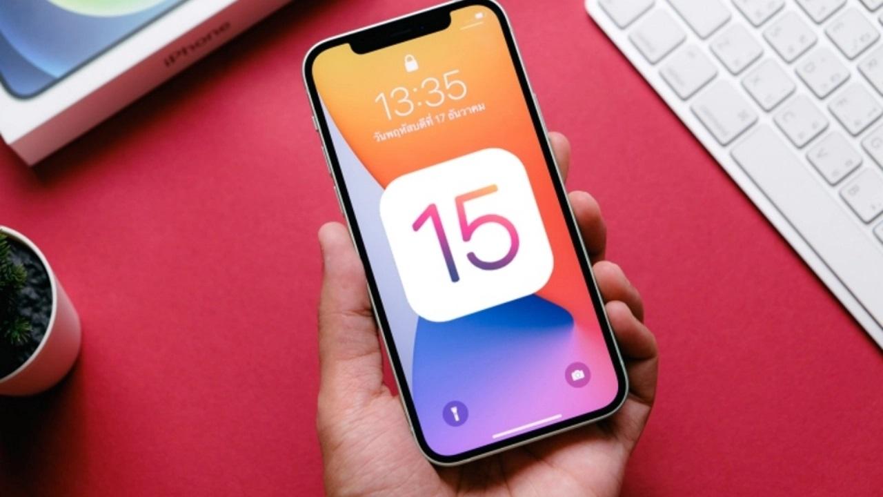 iOS 15 Beta 7 İle Gelen Yenilikler! 1