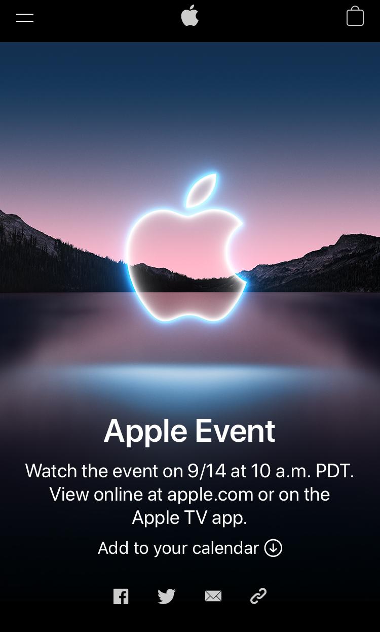 Apple, iPhone Etkinlik Davetinde Bir AR Efekti Sakladı! 1