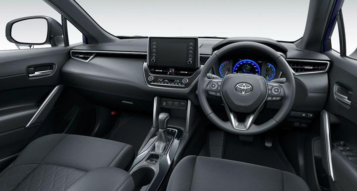 Toyota Corolla Cross Japonya Versiyonu Tanıtıldı İşte Detaylar! 4