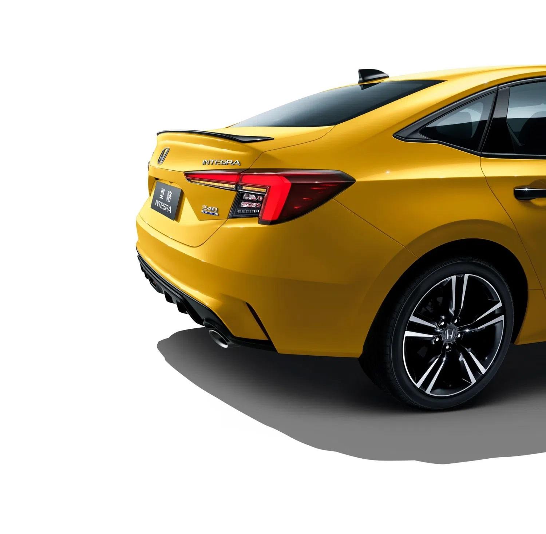 2022 Honda Integra Tanıtıldı İşte Detaylar! 3