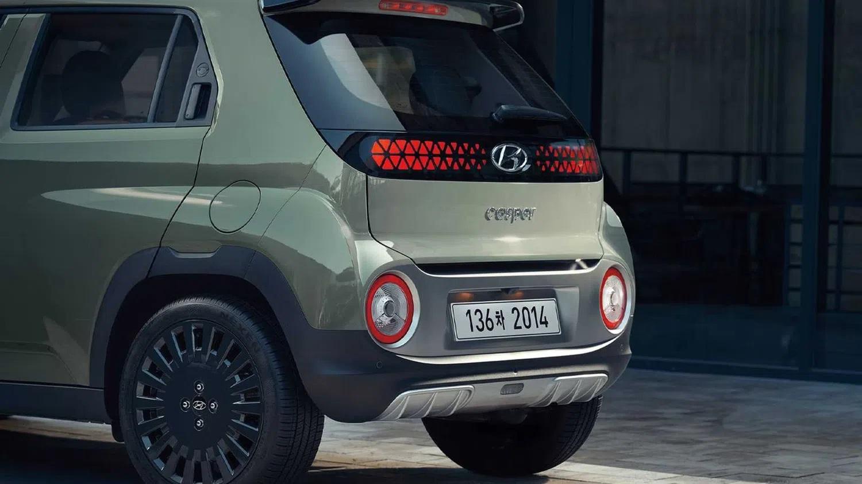 Hyundai Casper Özellikleri Ortaya Çıktı! 2