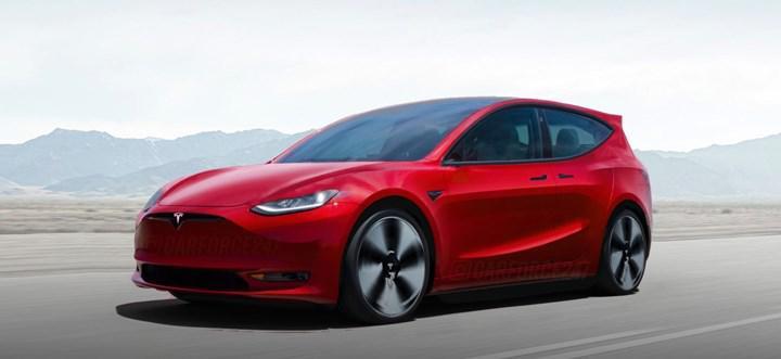 Tesla Model Q'nun Tasarımı Ortaya Çıktı! 1