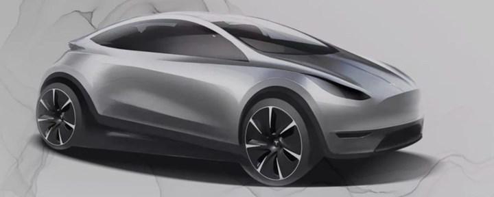Tesla Model Q'nun Tasarımı Ortaya Çıktı! 2