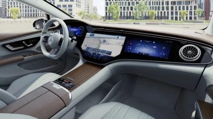 Elektrikli Mercedes EQS'in Türkiye Fiyatı Açıklandı! 1