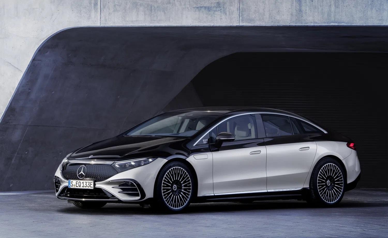 Elektrikli Mercedes EQS'in Türkiye Fiyatı Açıklandı! 4