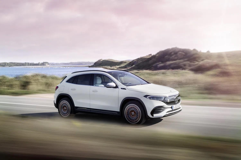2021 Mercedes EQA Fiyatı Açıklandı İşte Detaylar! 2