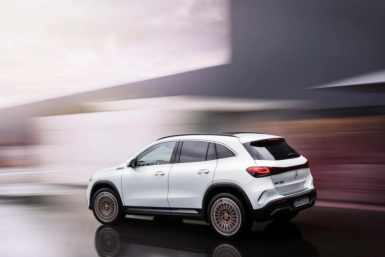2021 Mercedes EQA Fiyatı Açıklandı İşte Detaylar! 4