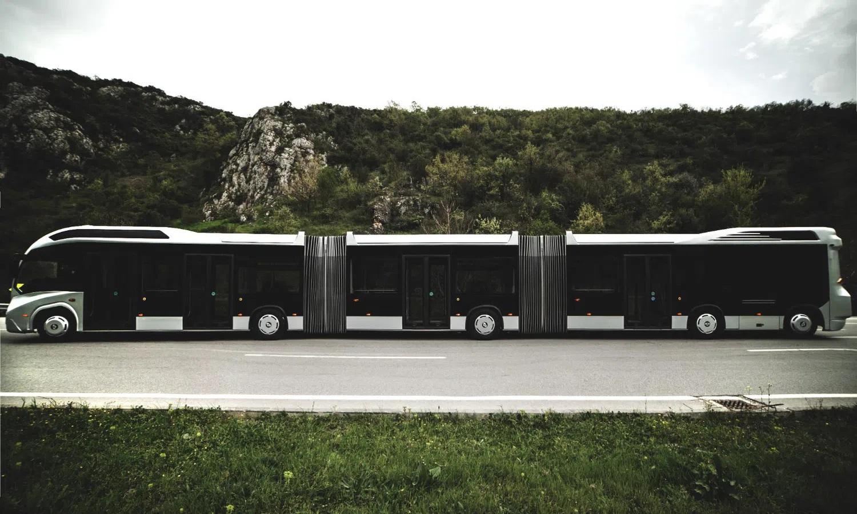 İstanbul Metrobüs Filosuna 160 Yeni Araç! 2