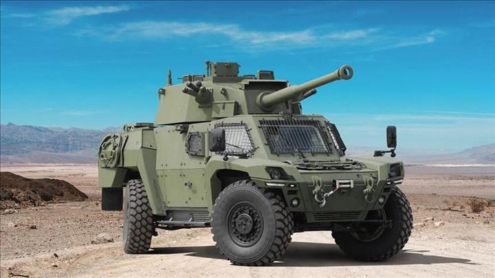 Otokar Yeni Zırhlı Araçlarını Tanıttı! 3