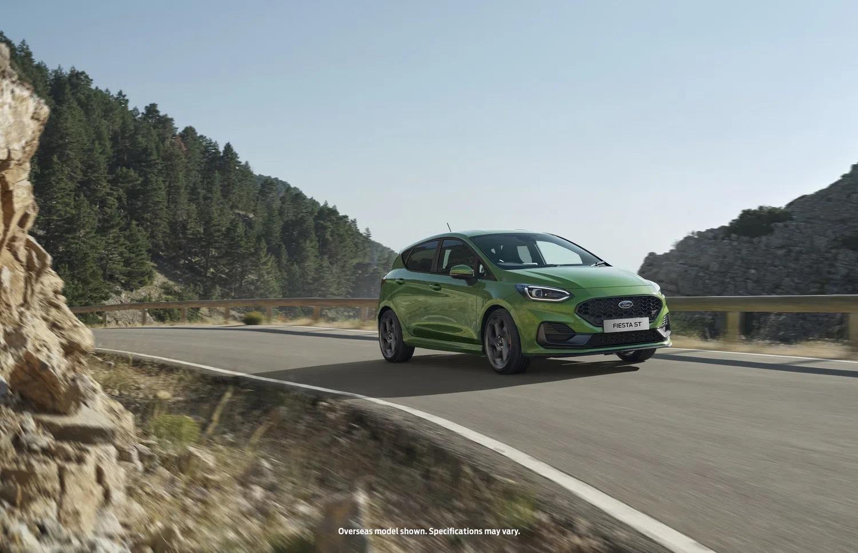 2022 Ford Fiesta Tanıtıldı! İşte Detaylar 3