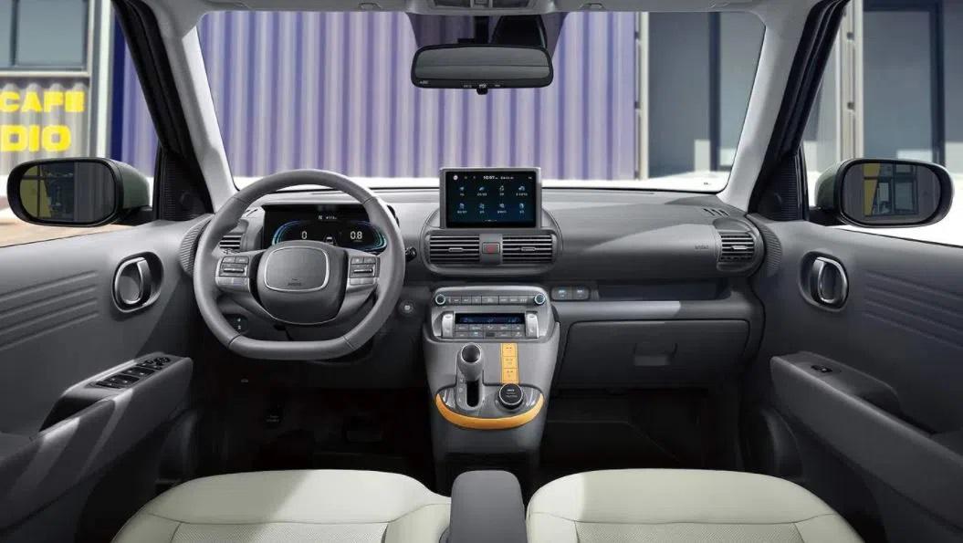 Hyundai Casper Özellikleri Ortaya Çıktı! 1